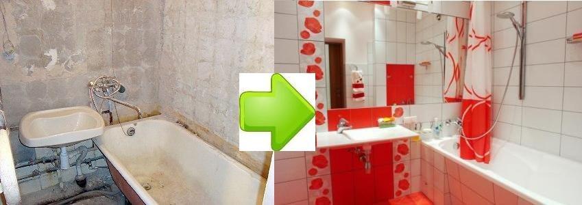 Как сделать своими руками ремонт в ванной из 459
